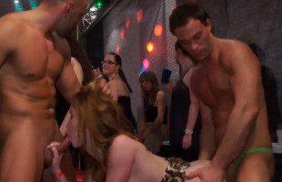 Image Desmadre de sexo en la discoteca