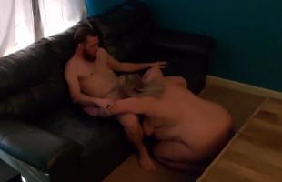 Image La cámara oculta pilló a su mujer engañándole con otro